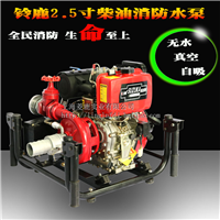 供应铃鹿2.5寸消防真空无水自吸泵SHL25CPG