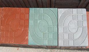 供西宁光亮砖和青海护坡砖供应商