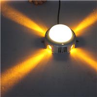 LED点光源十字星灯外墙装饰灯