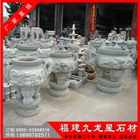 供应宗教寺庙石雕香炉,石雕香炉生产厂家