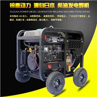 供应250A柴油发电电焊一体机SHL250EW