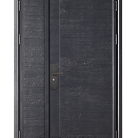 16德式铸铝门 甲级防盗安全门 入户大门