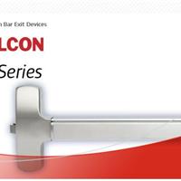英格索兰FALCON美标推杆锁经销商