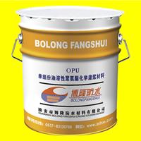 江苏博隆   油溶性聚氨酯灌浆材料