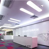 供应广州创美时美容行业办公室设计装修实景