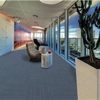 供应广州方块毯尼龙地毯  PVC底方块地毯