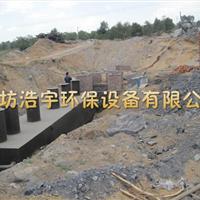 淮北醫療污水處理設備廠家