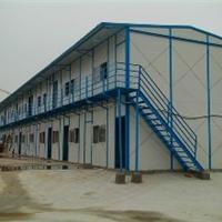 供兰州彩钢活动房工程施工