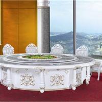 重庆实木火锅桌子,豪华电动桌餐台价格