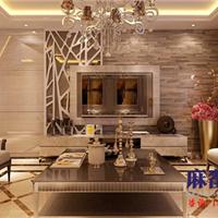万象上东欧式风格经典案例-哈尔滨麻雀装饰