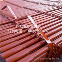 轮扣式脚手架供应全国建筑群体支撑模板使用
