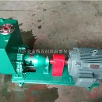 无堵塞自吸泵 铸铁自吸泵 ZW耐酸碱自吸泵
