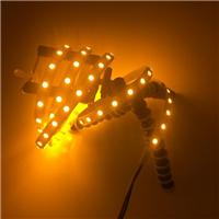 阶新科技幻彩灯珠灯条内置单点单控智能全彩