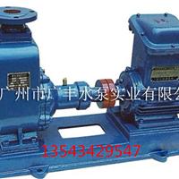 供应ZW自吸式无堵塞排污泵,排污泵