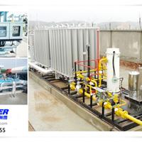 LNG装车撬 LNG装车撬 低温鹤管