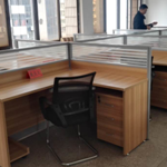 屏风办公桌子,L型屏风桌子,电脑办公桌