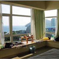 天津 70凤铝断桥铝门窗 双层中空钢化玻璃