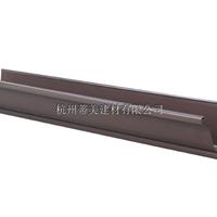 供应铝合金PVC落水天沟屋面积水天沟定制