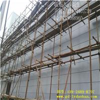 外墙弧形冲孔包柱铝单板