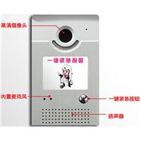 供应可视对讲一键式报警器、深安厂家提供