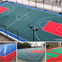 室外羽毛球地胶地板网球场地胶排球场地板