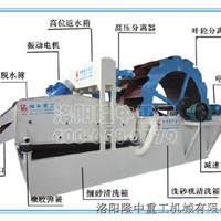 细砂回收机应用于尾矿加工干粉砂浆工艺流程