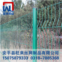 山地防护网 防动物围栏 防爬铁丝网