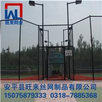 体育场护栏网 学校篮球场围网 场地围栏网