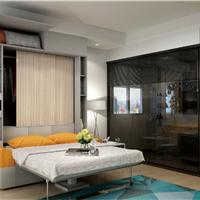 智能床智能隐形床智能升降床壁床隐形沙发床
