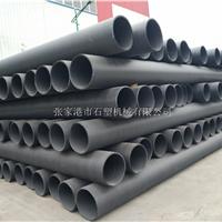 PE中空壁钢带缠绕管生产线机械设备