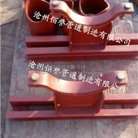 供应管夹滑动支座,Z3型热力管道滑动支座