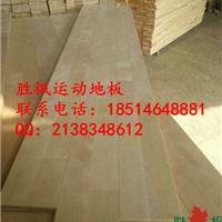 供应洛阳运动木地板 双层龙骨结构木地板