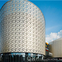 衡水幕墙铝单板专业设计生产厂家