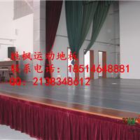供应江西胜枫舞台实木地板