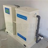 菏泽医疗污水处理设备流程