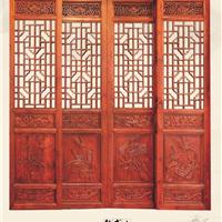 供应成都仿古门窗定制  实木门 室内门
