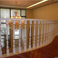 旋转楼梯玻璃护栏实木楼梯钢木楼梯