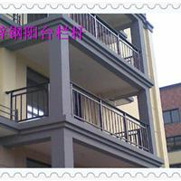 中晶锌钢阳台栏杆安装质量要求规定