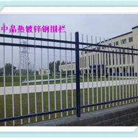 南京建邺区鼓楼区公园围墙栏杆锌钢草坪护栏园林栅栏生产厂家