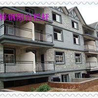 组装式阳台护栏选材用锌钢材质安全性强便于空气流通