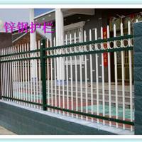 锌钢百叶窗厂家:围墙护栏组装设计方便运输