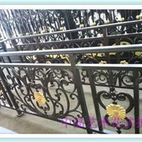 锻打铁艺花锌钢围墙栏杆生产厂家