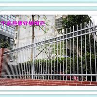 南京江宁区围墙栏杆锌钢护栏草坪园林护栏生产厂家定做坚固耐用