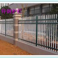 供应泰州热镀锌花园围墙护栏 泰州经济型围墙栏杆报价电话
