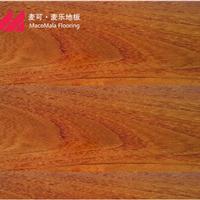 家用地热地板表层高耐磨橡木实木多层
