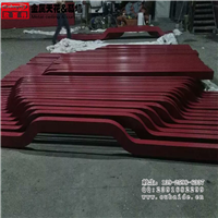 3D木纹异型铝方管厂价直销