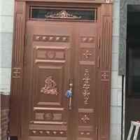 福满屋门业专业生产高端真铜门   钢铜门