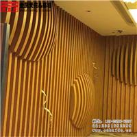 4D木纹异型铝方管厂家直销