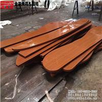 木纹异型铝方管厂家直销