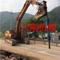 供应坚硬岩石机载劈石机替代破碎锤